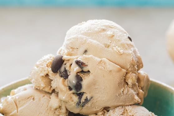 Peanut Butter Chip Ice Cream